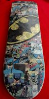 Batman Logo Skateboard2 by MikeAlcantara