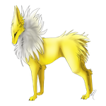 135: Jolteon by disasterpuppet