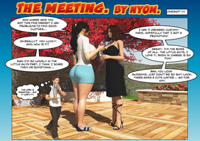 Oneshot 14: The meeting. by nyom87
