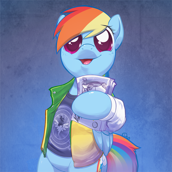 Wop your wad on the counter by 0r0ch1