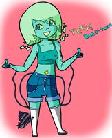 BMO-tan teenage years by MyClutteredCave