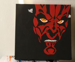 Darth Maul by cosedimarco