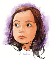 My little Cadence- Full color variation by Joey-Zero