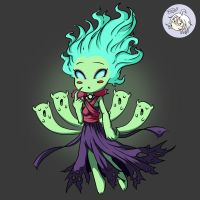 Chibi Death Prophet by Crowni