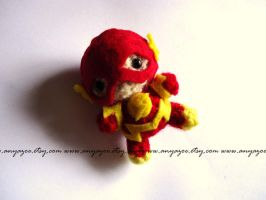 Flash Amigurumi by AnyaZoe