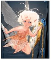 Tinker Bell - Looking for Peter's Shadow by RenaeDeLiz