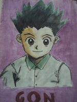 Gon from Hunter X HUnter by Madette