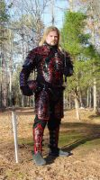 Thomas: Hard Leather Armor 11 by LinzStock
