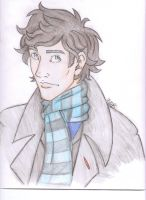 sherlock by ghostfred