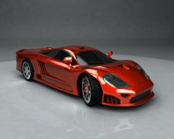 Saleen S7 by Akeeq
