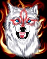 Amaterasu by AlmightyShadow