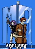 Mimi And Auu Comic4cover 2010 by ChaosAlexander