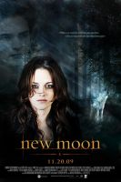 New Moon Poster by sailorelo