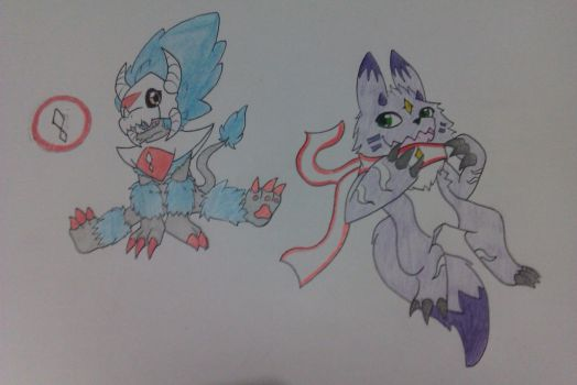 Digimon brother's by DeltaCreep
