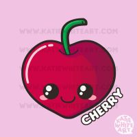 Heart Cherry by pai-thagoras