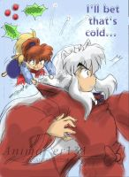 I'll bet that's Cold... by Animaker131