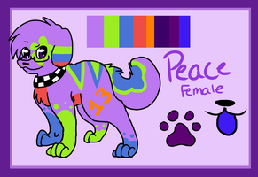 Peace Ref Updated by Nihonjin-Turtle