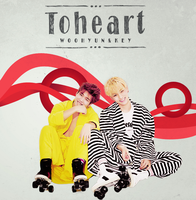 ToHeart - key and woohyun by Sweety-B