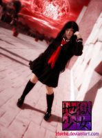 Jigoku shoujo cosplay 07 by Zhyrhe