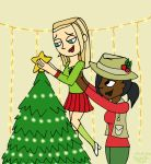 Samey's Holiday Helper by sailorlovesong