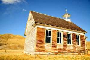 Old Church by MoCity