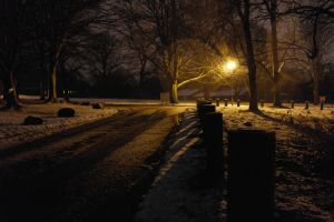 Alfreton Park (Winter Morning) Stock 06 by RazielsFateK87