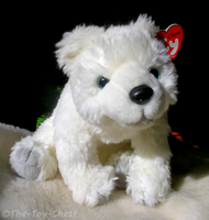 Ty Baby Iceberg Polar Bear by The-Toy-Chest