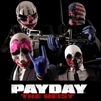 Payday- The Heist by SouthTuna