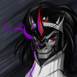 King Sombra by Valkyrie-Girl