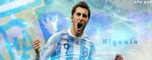Gonzalo Higuain Sign. by napolion06
