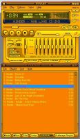 Orange Winamp by cruel-queen