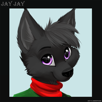 Jay Jay Quick Sketchy Paint by jamesfoxbr
