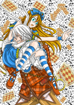 Alice and Peter by Strawberry91