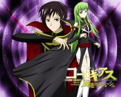 Code Geass by Zaterion