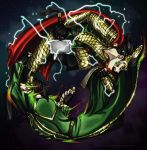 Agent of Asgard Loki: Vicious Circles by Kabudragon