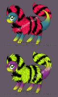 Babies leureep Adoptables [CLOSED] by Prince-Ego