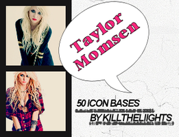 Pretty Reckless Icon Bases by killtheliights