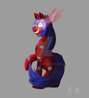 Fidelity fnaf robot clean version by 11newells