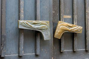 14-04 Door Handle by evionn