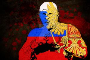 Champion of Russia by Bartistictouch