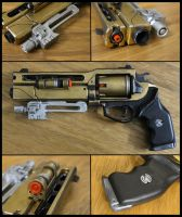Destiny Fatebringer Hand Cannon by Bayr-Arms
