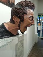 Sculpture-side-view by Compozure