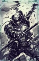 DEATHSTROKE by grandizer05