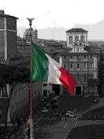 Italian Flag by oliverporter3