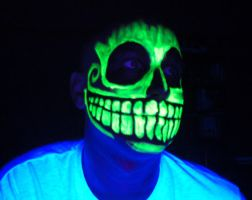 UV Paint Test 2 by JWBeyond