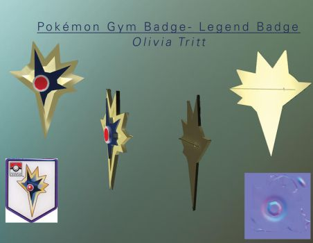 Legend Badge Model by Mo-chan769