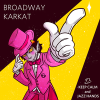 Broadway Karkat album cover by limecakey
