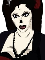 Jinkx Monsoon - Death Became Her by TrivialJohn