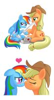 Boo Boos and Kisses by RoyalRainbow51