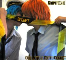Our little dirty secret by Inulany